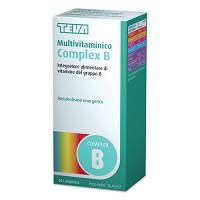 MULTIVITAMINICO COMP B 40CPR