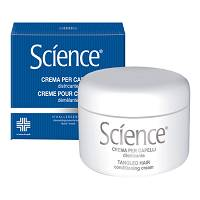 SCIENCE CR C/DEMELANTE 250G