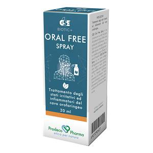 GSE ORAL FREE SPRAY 20ML