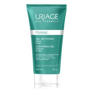 HYSEAC GEL DETERGENTE 150ML